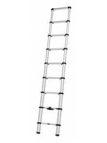 Drabinka teleskopowa Van Ladder 9 Steps (Incl. Fixation & Bag) - Thule