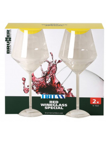 Kieliszki do wina Set Red Wineglass Riserva - Brunner